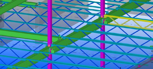 Tekla Joist Connections